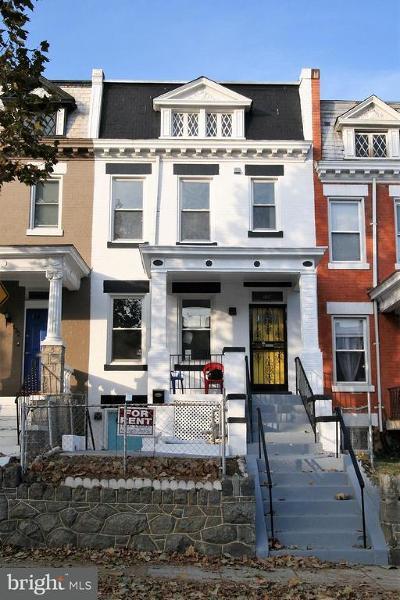 Rental For Rent: 154 U Street NE #