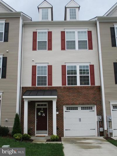 Thurmont Townhouse For Sale: 9 Leekyler Place