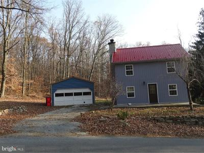 Honey Brook Single Family Home Under Contract: 932 Welsh Road