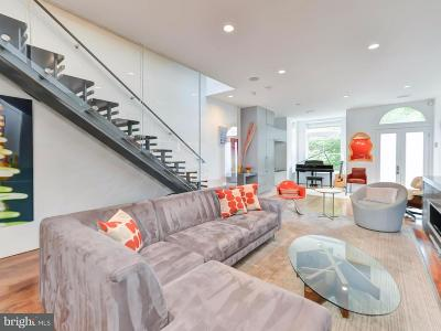 Washington Townhouse For Sale: 2127 N Street NW