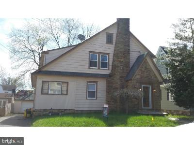 Trenton Single Family Home For Sale: 107 School Lane