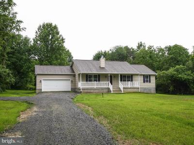 Culpeper County Single Family Home For Sale: Korea Road