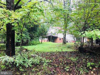 Harpers Ferry Single Family Home For Sale: 842 Valley View Road