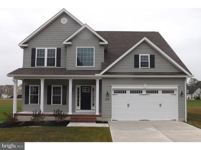 Frederica Single Family Home For Sale: 00av Waterway Drive