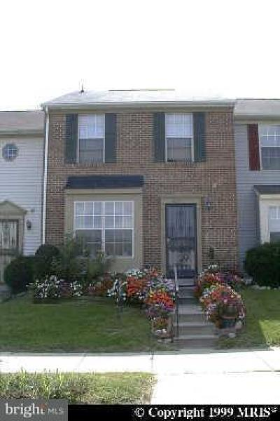 District Heights Rental For Rent: 8733 Ritchboro Road
