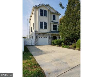 Philadelphia Single Family Home For Sale: 7240 Ridge Avenue