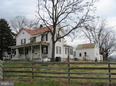 Edinburg Farm For Sale: 1774 Readus Road