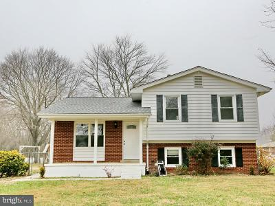 Hughesville Single Family Home For Sale: 6005 Cracklingtown Road