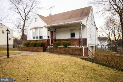 Overlea Single Family Home For Sale: 6809 Beech Avenue
