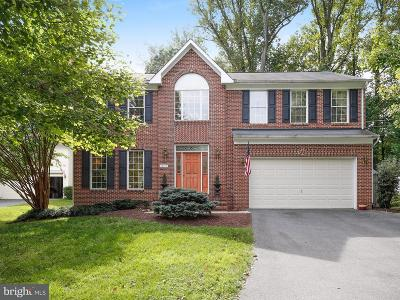 Ellicott City Single Family Home For Sale: 7839 Twin Stream Drive