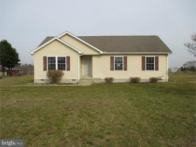 Lincoln Single Family Home For Sale: 14987 Staytonville Road