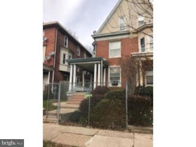 Philadelphia Multi Family Home For Sale: 5337 Wayne Avenue