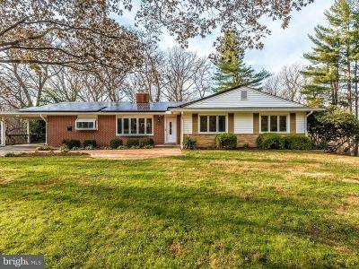 Gaithersburg Single Family Home For Sale: 21020 Goshen Road