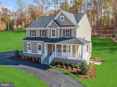 Fredericksburg Single Family Home For Sale: Pemwood Lane