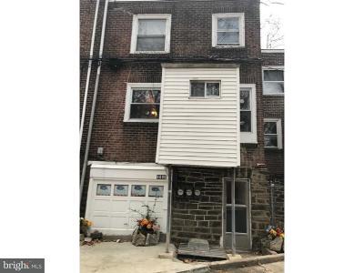 Philadelphia Multi Family Home For Sale: 4606 Naples Street