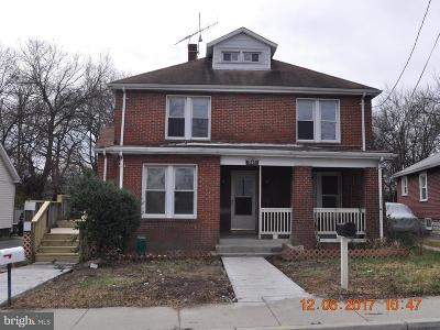College Park Rental For Rent: 4709 Branchville Road #2