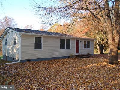 Spotsylvania VA Single Family Home For Sale: $174,000