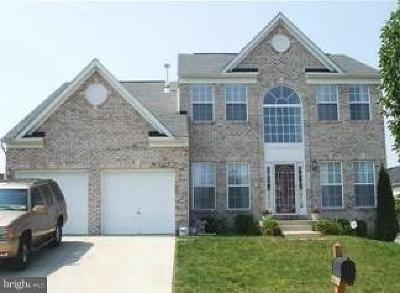 Upper Marlboro MD Single Family Home Active Under Contract: $305,000