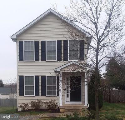 Fredericksburg VA Single Family Home For Sale: $208,900