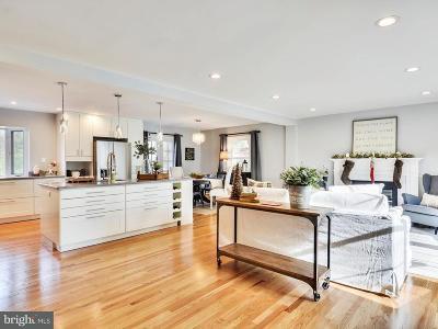 Alexandria Single Family Home For Sale: 1102 Croton Drive