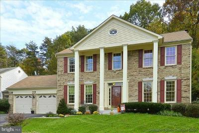 Fairfax Station Rental For Rent: 8907 Magnolia Ridge Road