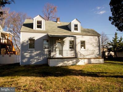 Glen Burnie Single Family Home For Sale: 10 Glen Oak Lane NW
