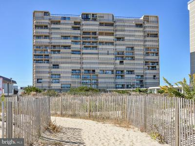 Ocean City Townhouse For Sale: 11604 Coastal Highway #407