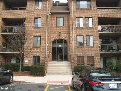 Rockville Townhouse For Sale: 5815 Edson Lane #104