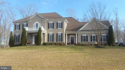 Stafford Single Family Home Active Under Contract: 18 Bergamot Drive