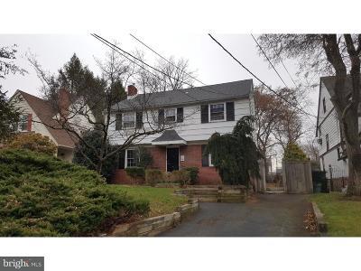 Trenton Single Family Home For Sale: 118 Renfrew Avenue