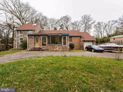 Alexandria Single Family Home For Sale: 5316 Remington Drive