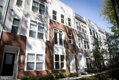 Annapolis Townhouse For Sale: 115 Lejeune Way