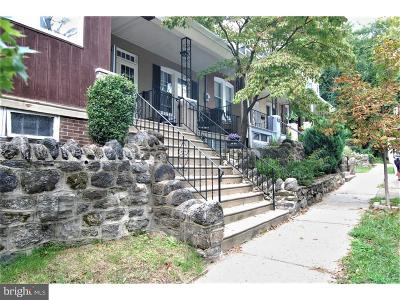 East Falls Townhouse For Sale: 3577 Calumet Street
