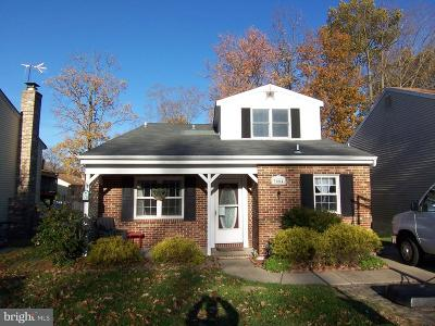 Edgewood MD Single Family Home For Sale: $192,500