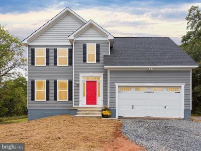 Spotsylvania VA Single Family Home For Sale: $319,900