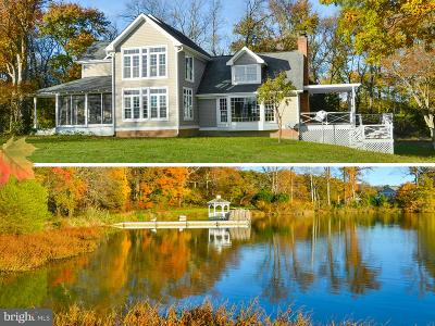 Centreville Single Family Home For Sale: 340 Shrewsbury Farm Lane