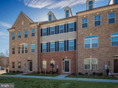Pikesville Townhouse Under Contract: 605 Iron Way