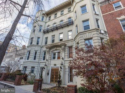 Washington Single Family Home For Sale: 1831 Belmont Road NW #204