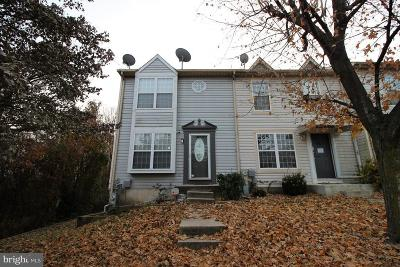 Owings Mills Townhouse For Sale: 1 Village Gate Court