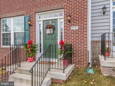 Frederick MD Townhouse For Sale: $339,900
