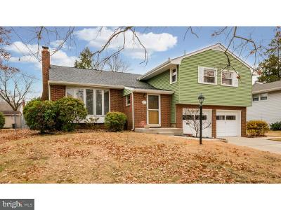 Cherry Hill Single Family Home For Sale: 1117 Garfield Avenue