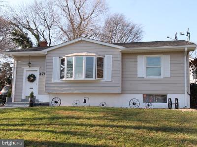 Rockville MD Single Family Home For Sale: $375,000