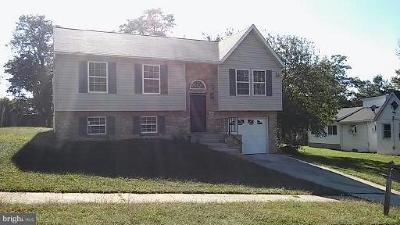 Capitol Heights Rental For Rent: 1503 Pine Grove Road
