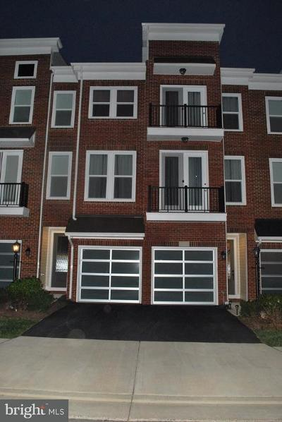Ashburn Townhouse For Sale: 23502 Hillgate Terrace