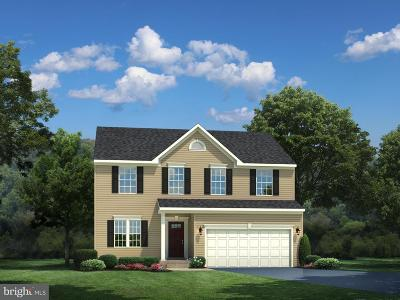Boonsboro Single Family Home Under Contract: 133 West Wing Way