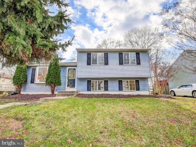 Randallstown Single Family Home For Sale: 3917 Tevis Circle