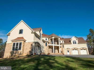 Spotsylvania County Single Family Home Active Under Contract: 12163 Woodson Lane