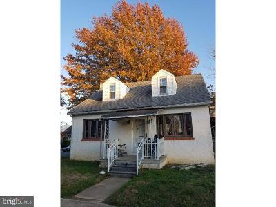 Philadelphia Single Family Home For Sale: 7515 Palmetto Street