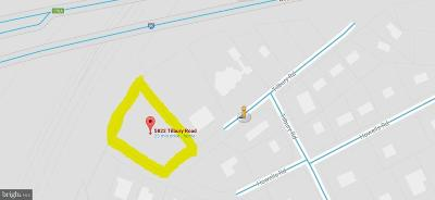 Alexandria Residential Lots & Land For Sale: 5822 Tilbury Road