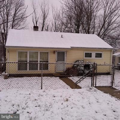 Hyattsville Single Family Home For Sale: 3719 Ingalls Avenue